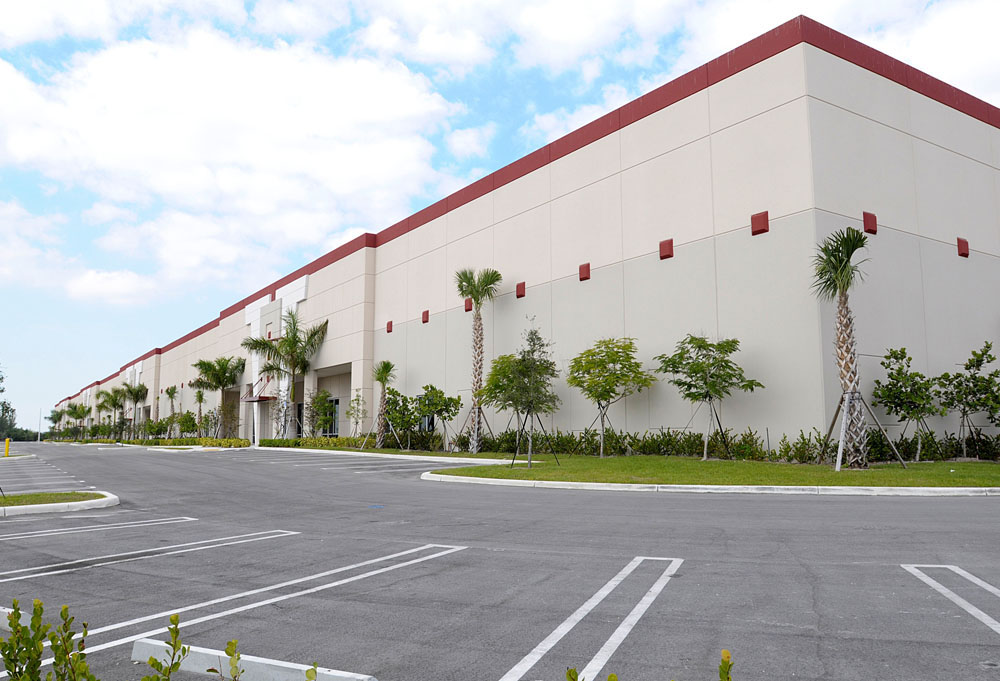 Industrial Distribution Centers Warehouse The Conlan