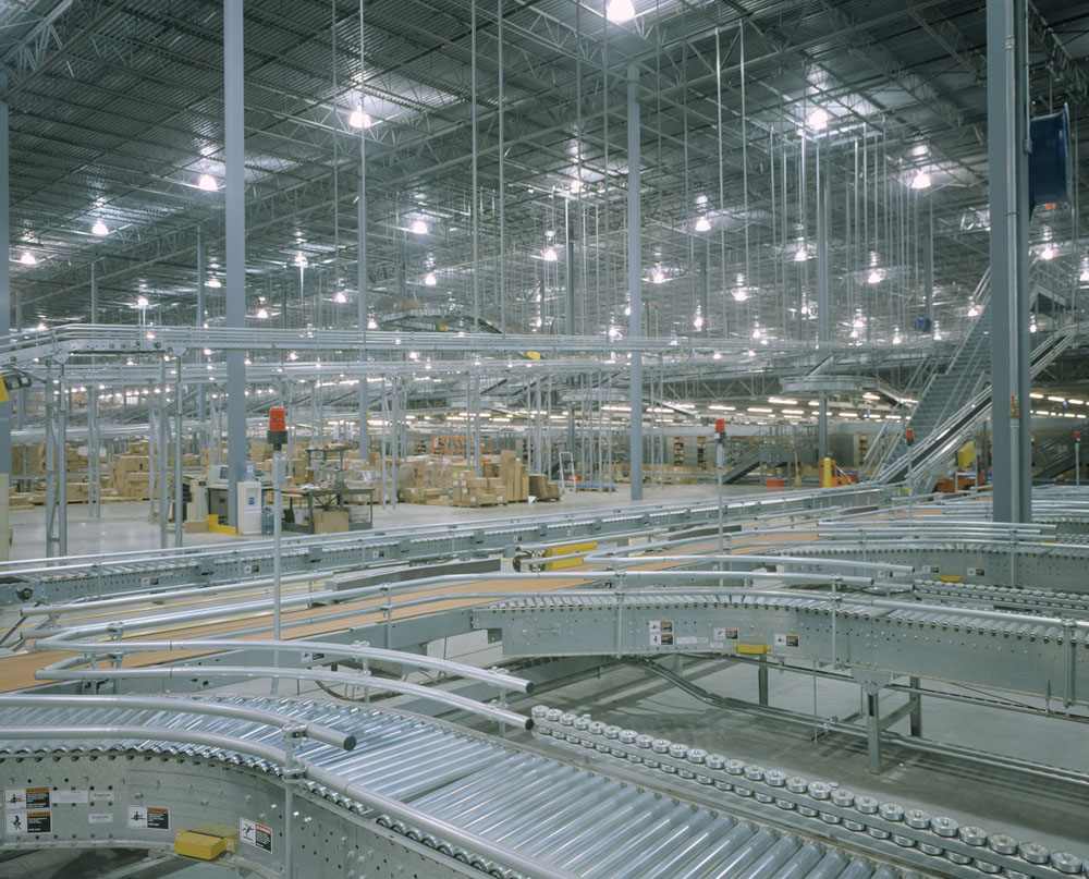Industrial distribution centers warehouse the conlan for Industrial distribution group